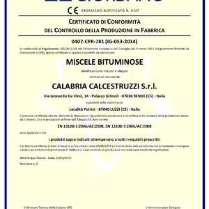 Certificazione BIT